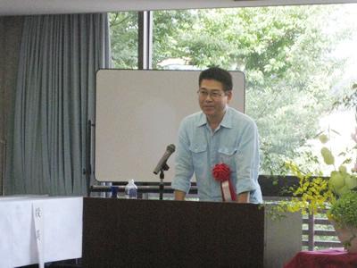 (一社)青色21ネットワーク研究会のサマーセミナー