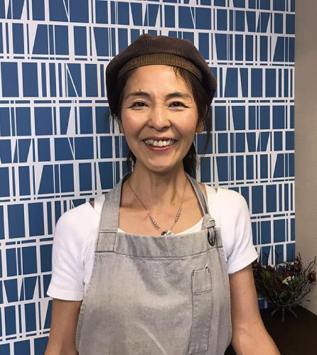 釜井 恵美子さん
